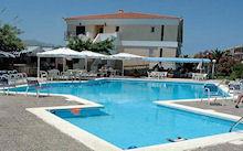 Paradise in Samos stad
